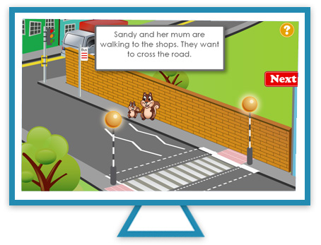 Road Safety Heroes screenshot