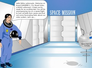 Scholastic Space Mission